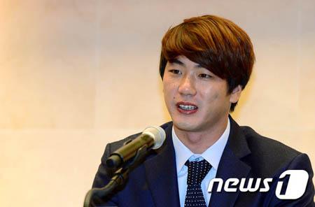 SK金廣鉉、メジャー進出意思宣言&12月結婚へ「妻とアメリカ行き ...