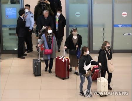 韓国 日本 人 入国