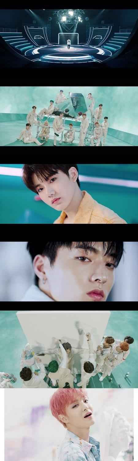 """YGの新人グループ""""「TREASURE」、宝石箱から飛び出した12人が「BOY」で ..."""