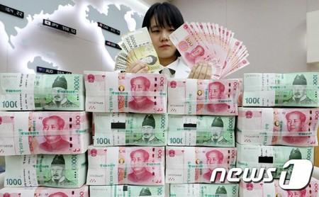 ドル 為替 韓国